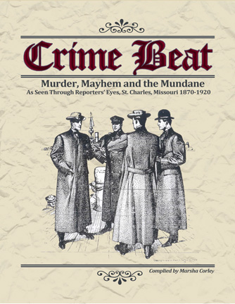 book, Crime Beat, Murder, Mayhem and the Mundane