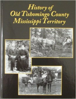 History of Old Tishomingo County