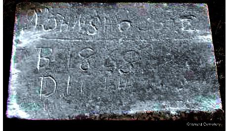 john shoults tombstone