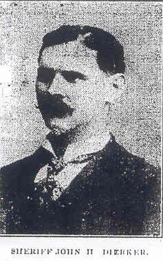 Sheriff John Dierker