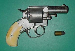 Webley British Bull Dog Pistol