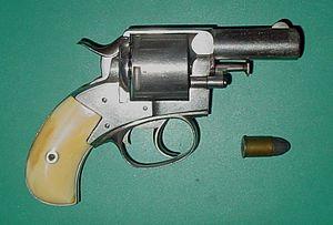 Webley British Bull Dog Pistol