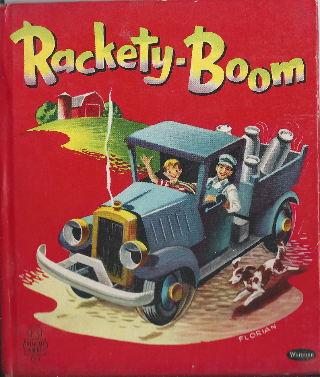 Rackety Boom by Betty Ren Wright