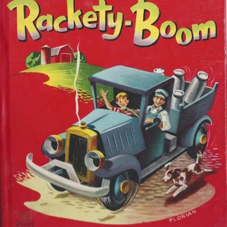 Rackety Boom by Betty Ren Wright