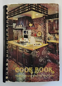 Immanuel Lutheran Church Cookbook