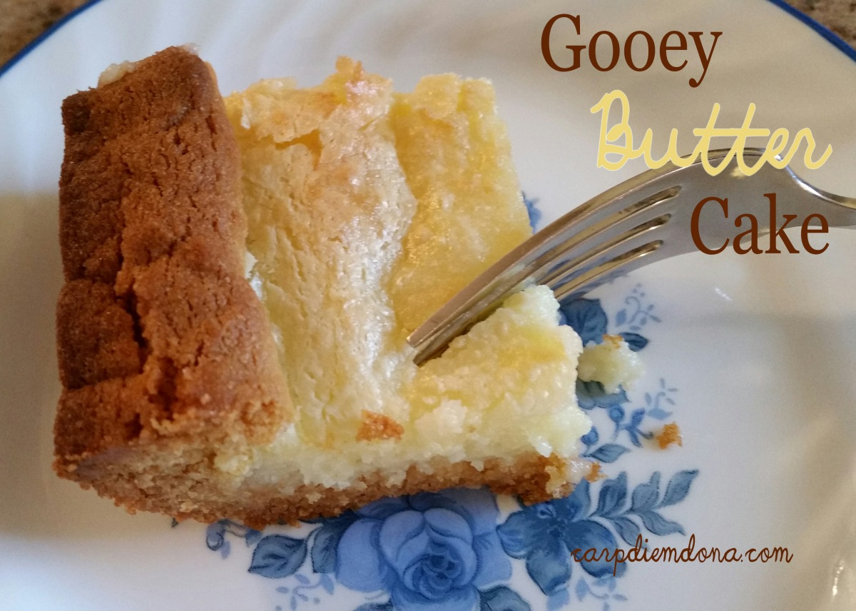 Gooey Butter Cake St Louis History