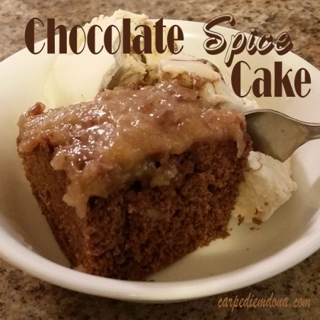 Chocolate Spice Cake