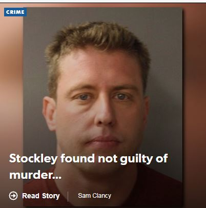 Jason Stockley Not Guilty