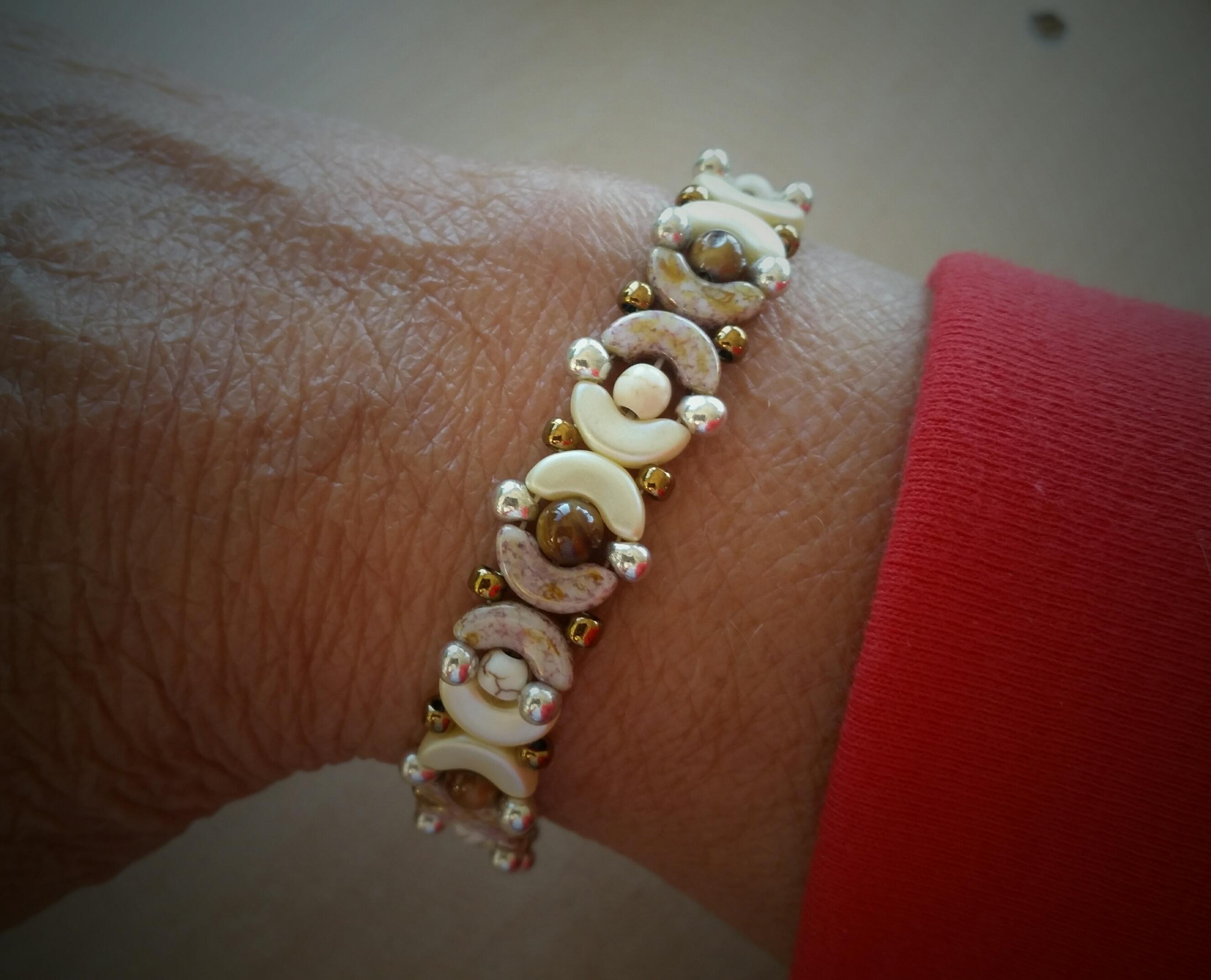 Butterfly O's Bracelet