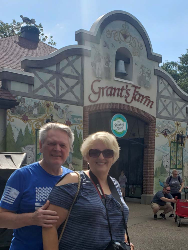 Mondays with Morie–Episode 2–Grant's Farm