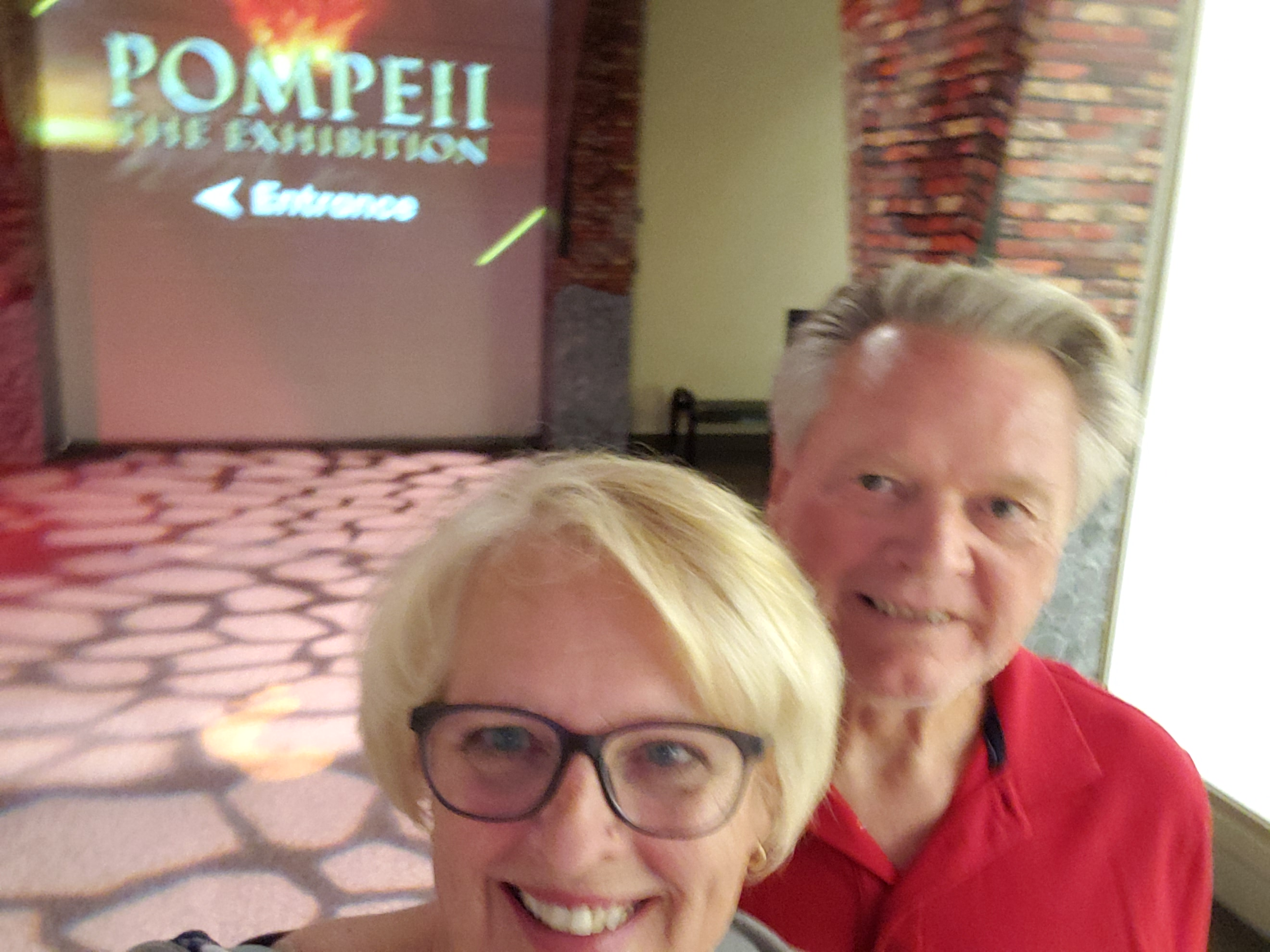 Mondays with Morie–Episode 4–Pompeii Exhibition