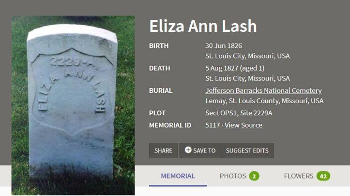 Fhttps://www.findagrave.com/memorial/5117/eliza-ann-lashind a grave