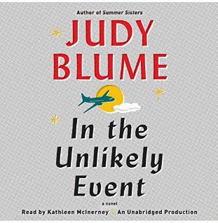 In The Unlikely Event–Book Club Contender
