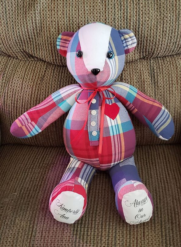 Memory Bear–He Loved Her First