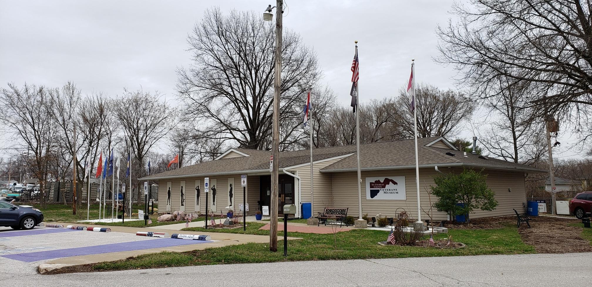 Mondays–V2E14–St. Charles County Veterans Museum